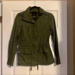 ❗️Love Tree small green khaki jacket